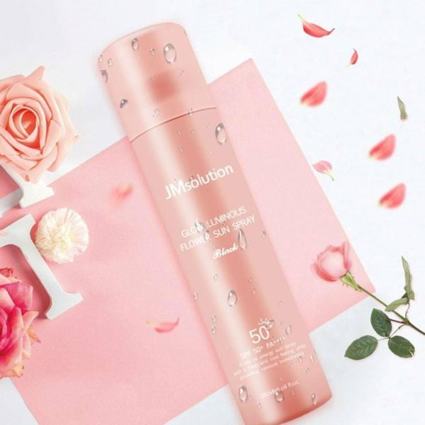 JM SOLUTION GLOW LUMINOUS FLOWER SUN SPRAY