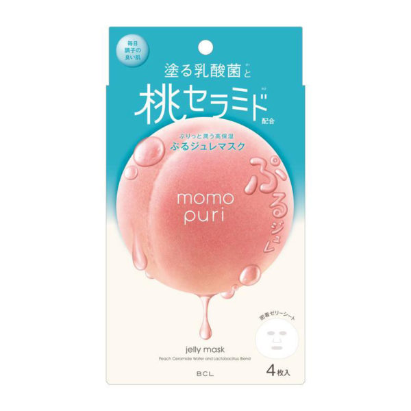 BCL Momo Puri Jelly Mask