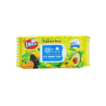 BCL Saborino Morning Mask Fruity Herbal