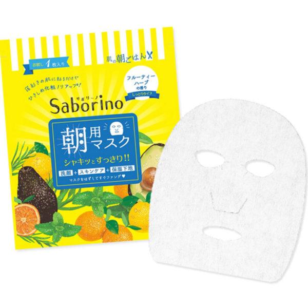 BCL Saborino Morning Mask Fruity Herbal