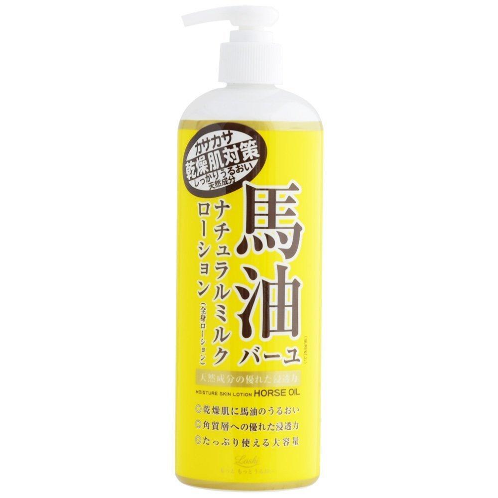 Cosmetex Roland Loshi Moisture Skin Lotion Horse Oil