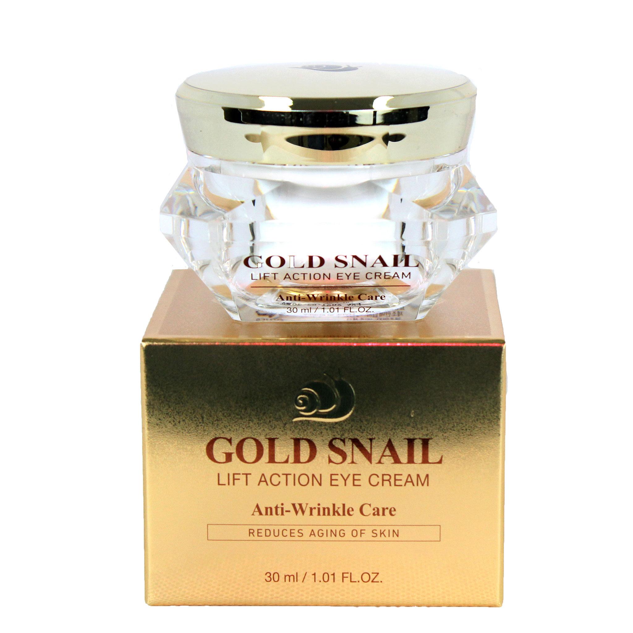 Gold Energy Snail Synergy 24K Gold Snail Lift Action Eye Cream