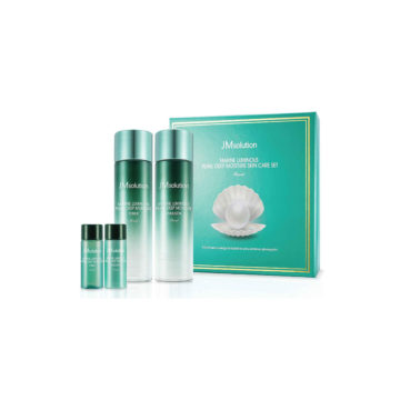 JM SOLUTION PEARL DEEP MOIST SKIN CARE SET (4piece)