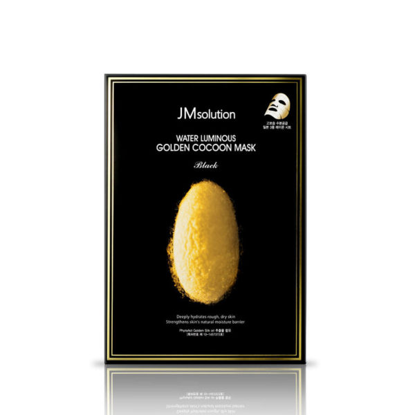 JM SOLUTION Water Luminous Golden Cocoon Mask Black