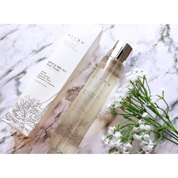 KICHO Leaf Recipe Essence Toner
