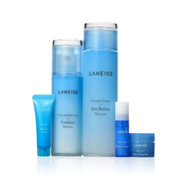 Laneige Basic Duo Set Moisture (5pcs)