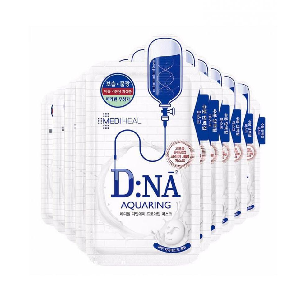 Mediheal Defense Natural Aquaring Proatin Mask (10pcs)