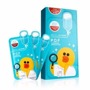 Mediheal Line Friend P.D.F.A.C. Dressing Ampoule Mask