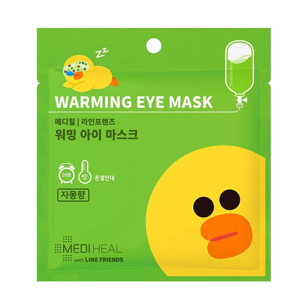 Mediheal Warm Eye Mask Citrus