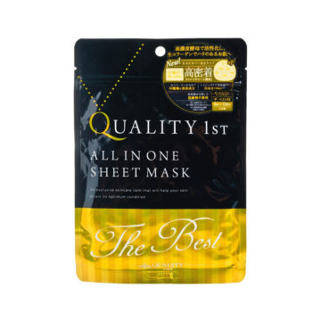 Quality First All In One Sheet Mask The Best EX