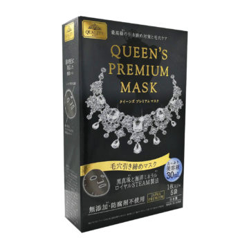 Quality First Queen's Premium Mask Pore Tightening