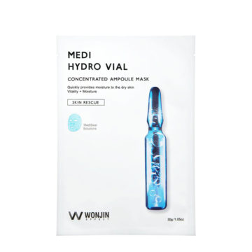 Wonjin Effect Medi Hydro Vial Mask