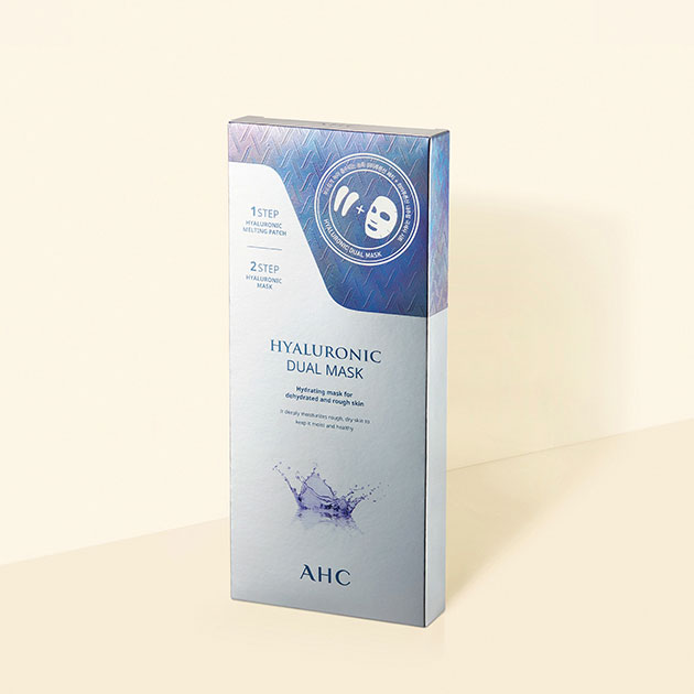 AHC Hyaluronic Dual Mask (5piece)