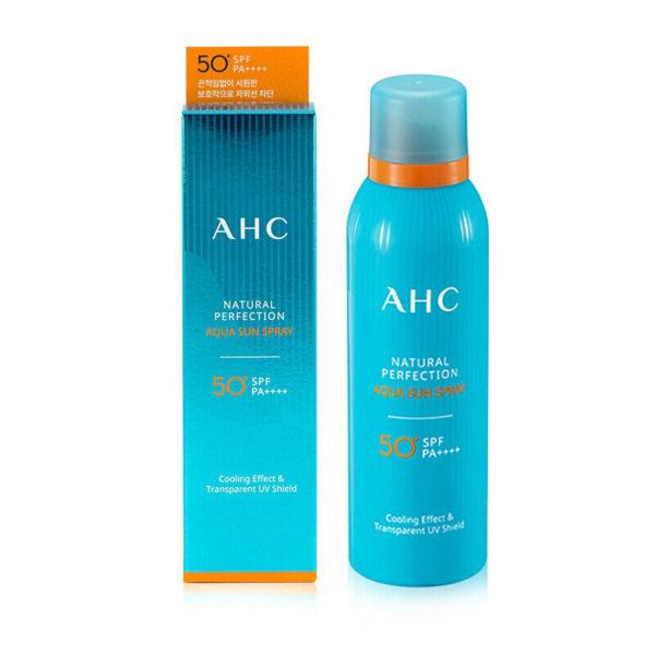 AHC Natural Perfection Aqua Sun Spray SPF50+ PA++++