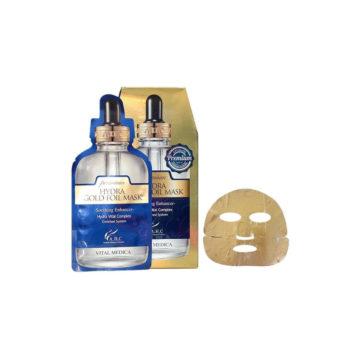 AHC Premium Hydra Gold Foil Mask