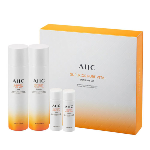 AHC Superior Pure Vita Set (4piece)