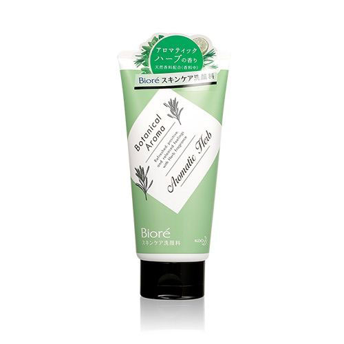 Biore Facial Foam Mild (Aromatic Herbal )