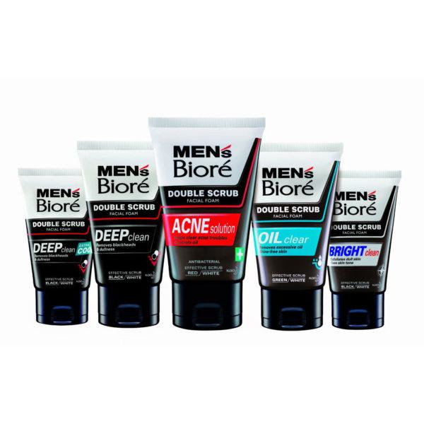Biore Facial Wash (Deep Cleansing) (100ml)