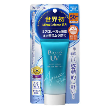 Biore UV AQUA Rich Watery Essence Water Base SPF50