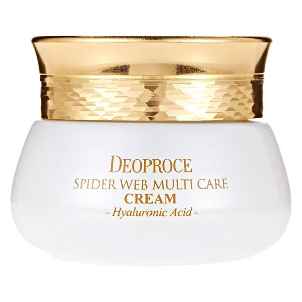 Deoproce Spider Web Multi Care Cream