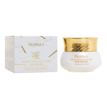 Deoproce Spider Web Multi Care Eye Cream