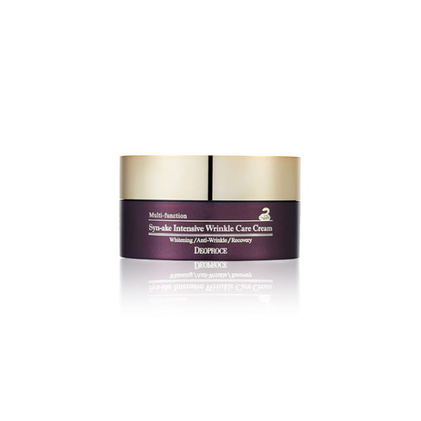 Deoproce Synake Intensive Wrinkle Care Cream