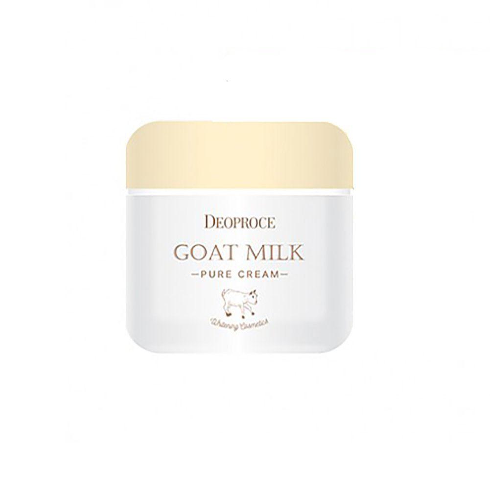 Deoproce Goat Milk Pure Cream