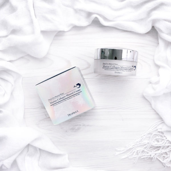 Deoproce Marine Collagen Mineral Cream