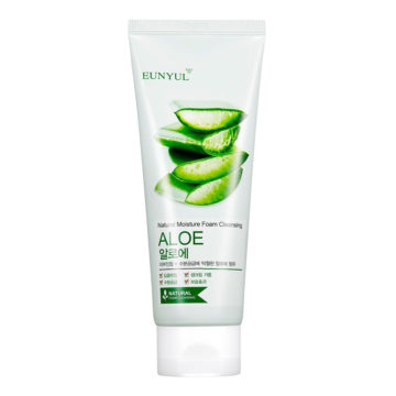 EUNYUL Aloe Natural Moisture Foam Cleansing