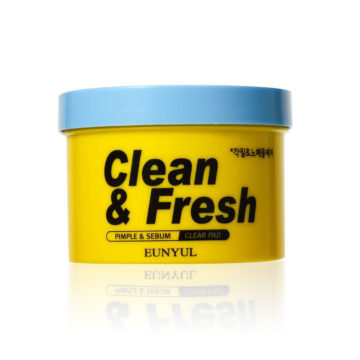 EUNYUL Clean & Fresh Pimple & Sebum Clear Pad