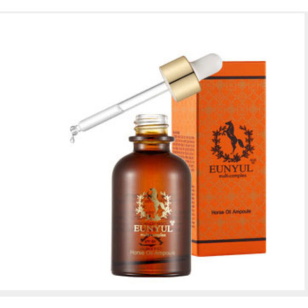EUNYUL Horse Oil Ampoule [Anti-wrinkle]