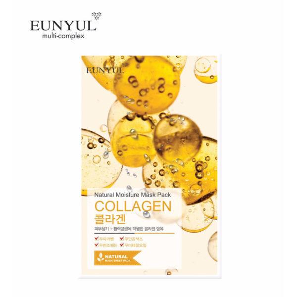 EUNYUL Natural Moisture Mask Pack –Collagen