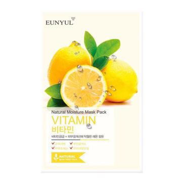 EUNYUL Natural Moisture Mask Pack -Vitamin