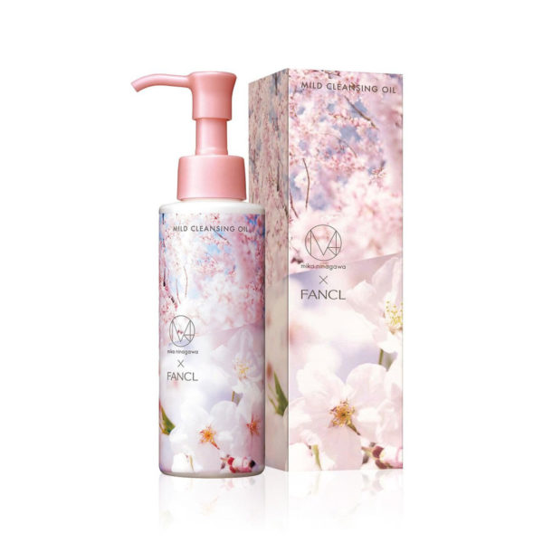 Fancl Mild Cleansing Oil (Mika Ninagawa)