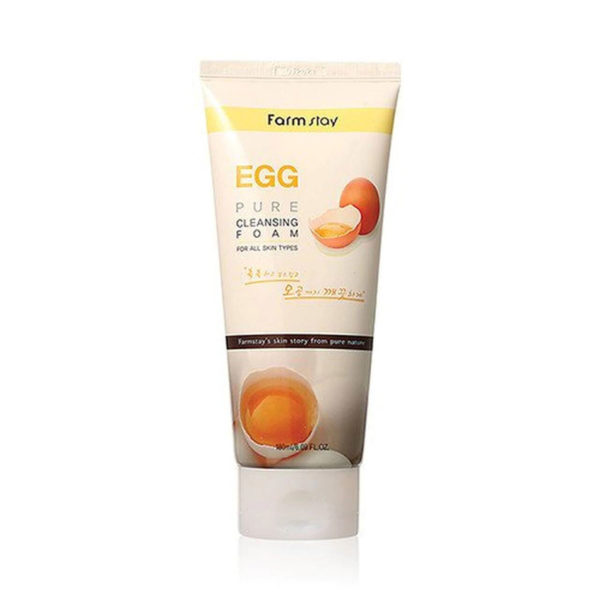 Farm Stay Pure Cleansing Foam (Egg)