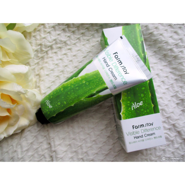 Farm Stay Visible Difference Hand Cream (Aloe)