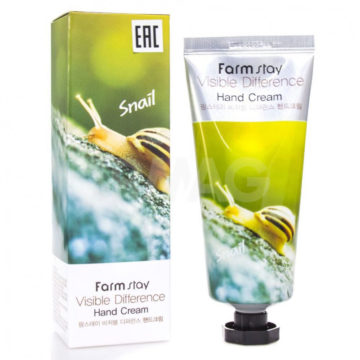 Farm Stay Visible Difference Hand Cream (Snail)
