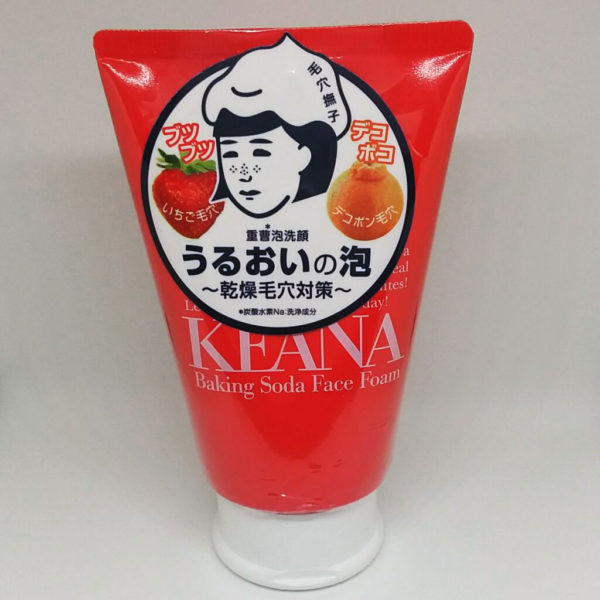 ISHIZAWA Keana Baking Soda Face Foam