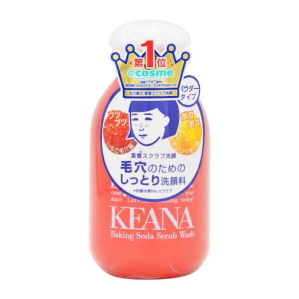 ISHIZAWA Keana Baking Soda Scrub Wash