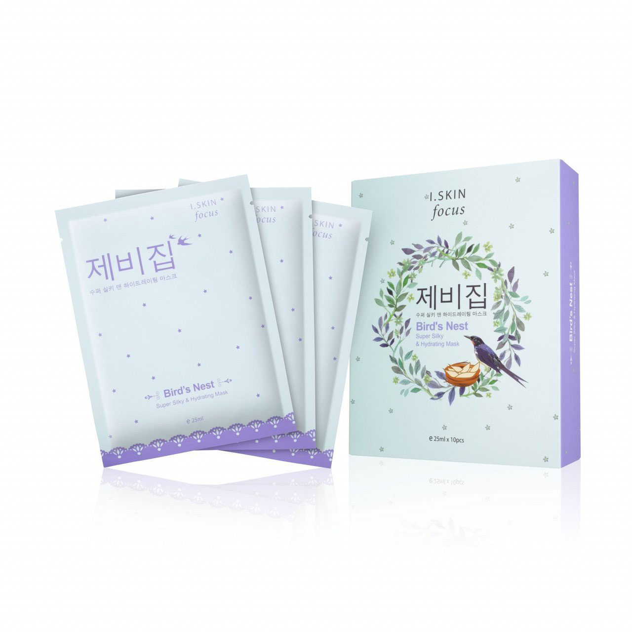 I. SKIN Focus Bird's Nest Super Silky & Hydrating Mask