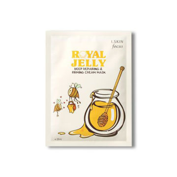 I. SKIN Focus Royal Jelly Deep Repairing & Firming Cream Mask