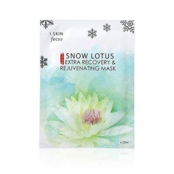 I. SKIN Focus Snow Lotus Extra Recovery & Rejuvenating Mask