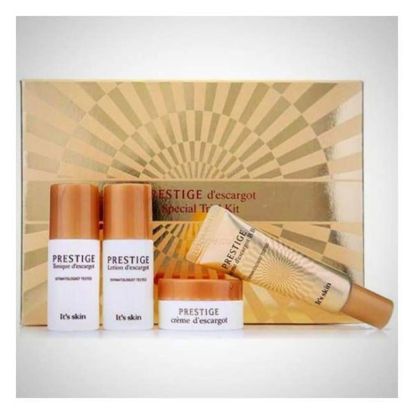 It'S SKIN Prestige D'escagot Limited Set Skincare Set (4piece)