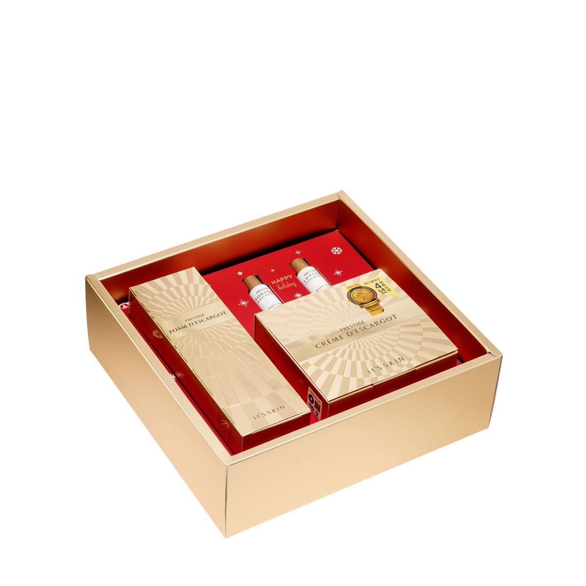 It'S SKIN Prestige D'escagot Limited Set Skincare Set (4piece)