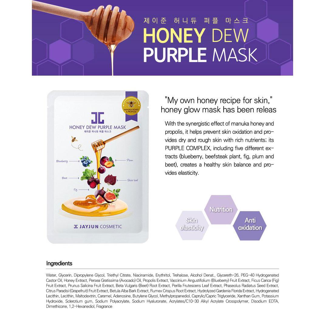Jayjun Honey Dew Mask
