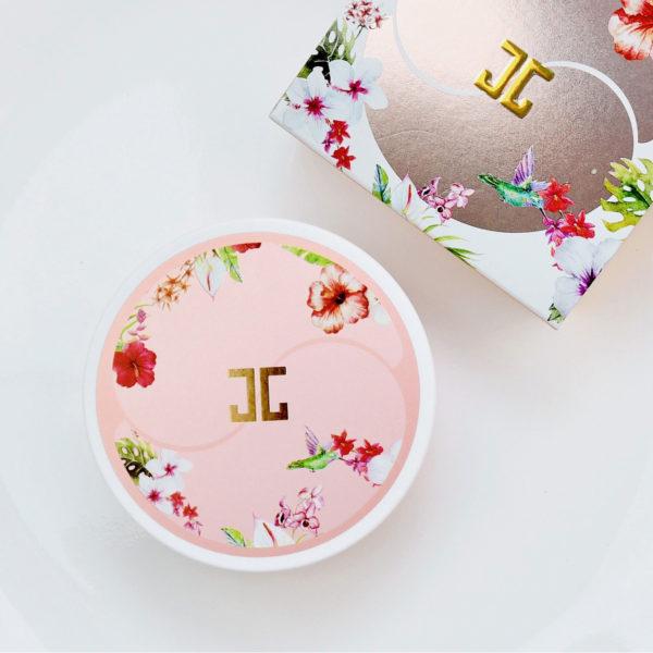 Jayjun Roselle Tea Eye Gel Patch