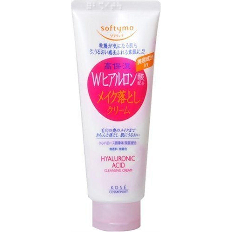 Kose Hyaluronic Acid Makeup Cleansing Cream (210g)
