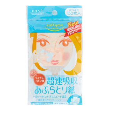 Kose Quick Oil Off Sheet (150 pcs)
