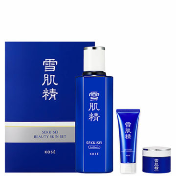 Kose Sekkisei Beauty Skin Set (360ml+20g+7g)