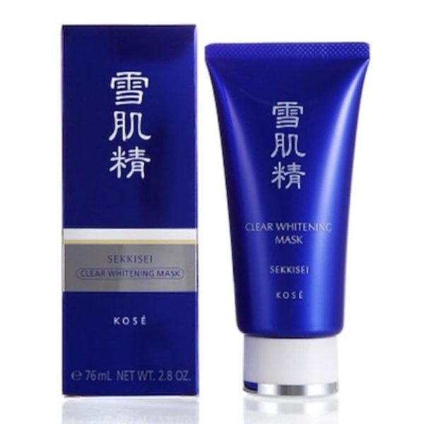 Kose Sekkisei Clear Whitening Mask (76ml)